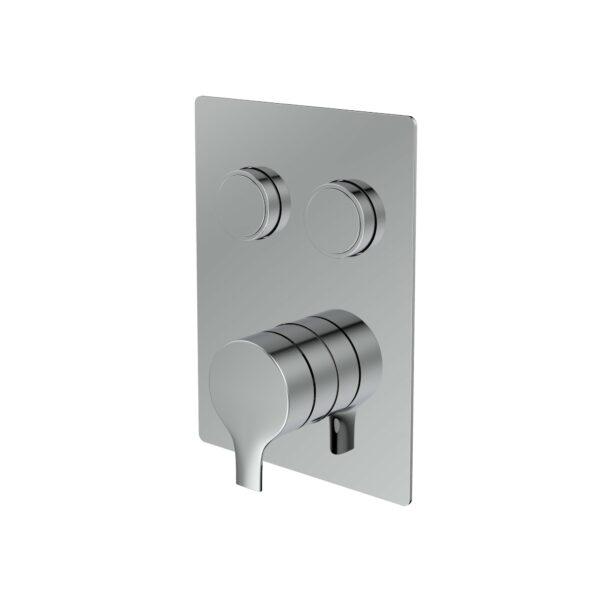 NOB98TS2DBTCP valve de robinet, garniture, sur fond blanc